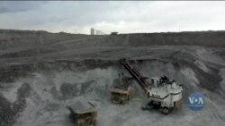Впродовж 2019 року 3 із 10-ти найбільших компаній із видобутку вугілля в США збанкрутували. Відео
