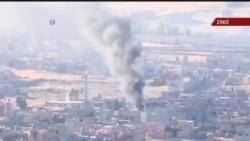 庫爾德武裝向伊斯蘭國激進分子發動攻勢
