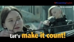 Học tiếng Anh qua phim ảnh: Make it count - Phim The Hunger Games: Mockingjay Part II (VOA)