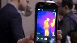 Nuevo celular microcámara con escaneo termal