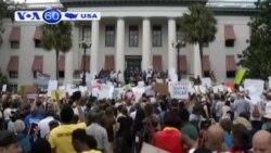 Mỹ: Học sinh bỏ học, đòi kiểm soát súng ống