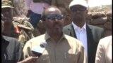 Rais Mohamud wa Somalia atembelea Barawe
