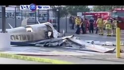Một hành khách trên máy bay đâm xuống San Diego thiệt mạng