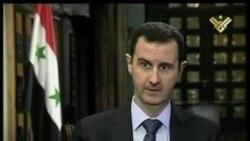 阿薩德暗示已從俄羅斯獲得新武器