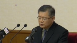Noth Korea Canedian Pastor