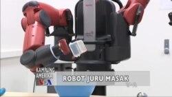 Kampung Amerika: Juru Masak Robot