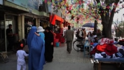 Afghans Call for Presidential Candidates to Work Together