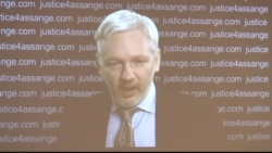 WikiLeaks Founder Julian Assange Reacts to UN Panel Ruling