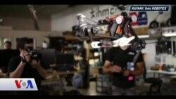 'Eliptik Koşucu' İki Ayaklı Robot Deviniminin Sınırlarını Zorluyor