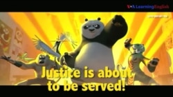 Học tiếng Anh qua phim ảnh: Justice is about to be served - Phim Kung Fu Panda 3 (VOA)