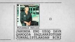 Muhammad Bekjon taqdiri - Matbuot erkinligi - FreeThePress Uzbekistan
