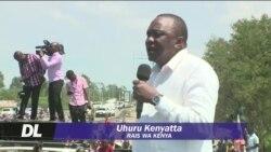 Kenyatta ameanza rasmi ziara ya siku mbili katika jimbo la Kisumu