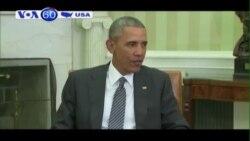 Thẩm phán liên bang chống lệnh hành pháp về di trú của TT Obama (VOA60)