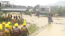 China Taiwan Typhoon