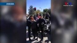 'Müftülüklere Nikah Yetkisi' Protestosuna TBMM'de Gazlı Müdahale