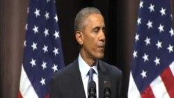 奧巴馬總統敦促國會提高最低工資