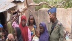 尼日利亞軍方再救出234婦女兒童人質