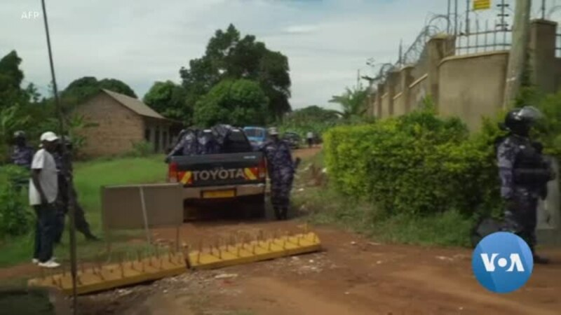 Bobi Wine assignée à résidence surveillée et tente de quitter sa maison