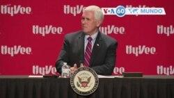 Manchetes mundo 11 maio: Porta-voz de VP dos EUA testa positivo para Covid-19