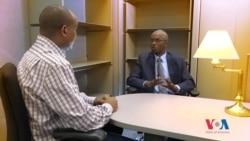 Umushikiranganji Alain Nyamitwe Ku Bibazo Vy'Uburundi n' U Rwanda