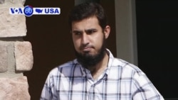 VOA60 America - A man who plotted to bomb New York City's subways is being set free