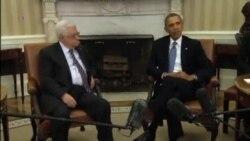 امیدواری به صلح نهایی میان اسرائیل و فلسطینيان