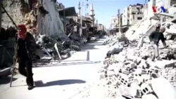 Suriya prezidenti Şərqi Qutada hərbi əməliyyatların davam edəcəyini deyib