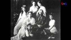 Romanovların mübahisəli dəfni