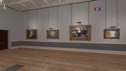 Realidad virtual y el arte