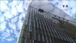 Những người thuê nhà đầu tiên dọn vào toà nhà Thương mại Thế giới