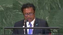 Presidente de Venezuela en la ONU