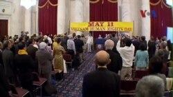 Ngày Nhân quyền cho Việt Nam được cử hành tại Quốc hội Mỹ