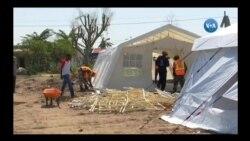 Beira instala serviços de saúde improvisados para atender vítimas do Idai