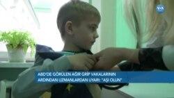 ABD'de Grip Yüzünden Çocuk Ölümleri Artıyor