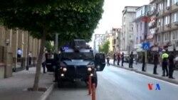2016-07-17 美國之音視頻新聞: 土耳其拘捕六千名被指參與政變的人