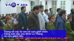 Việt Nam xét xử đại án tham nhũng