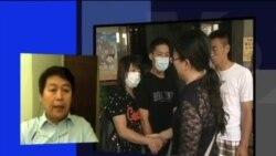 VOA连线: 哈尔滨旅游团在台湾翻车事故