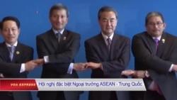 ASEAN rút lại tuyên bố cứng rắn về Biển Đông