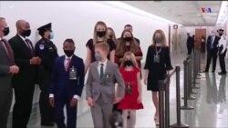Սկսվել են Գերագույն դատարանի ազատ տեղի համար Թրամփի առաջադրած դատավոր Էմի Քոնի Բերեթի լսումները Սենատի դատական հանձնաժողովում