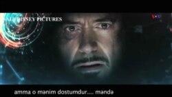Captain America - Vətəndaş müharibəsi