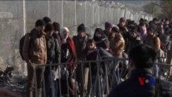 欧洲难民压力急需缓解