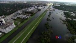 2017-09-01 美國之音視頻新聞: 白宮向德州災民保證 提供資金支持 (粵語)