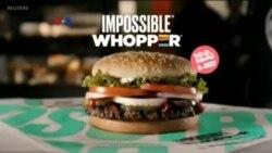 Burger Nabati Yang Selezat Daging Asli