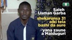 Mu 'Yan Najeriya: Saleh Usman Garba