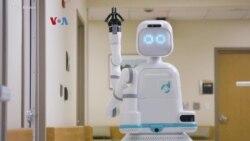 Robot Mandiri Ringankan Tugas Perawat di Rumah Sakit