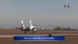 Việt-Trung 'khẩu chiến' về chiến đấu cơ