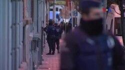 Nghi can thứ 10 vụ tấn công Paris bị bắt