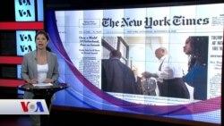 26 Eylül Amerikan Basınından Özetler