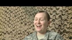 ABŞ ordusunda qadınlar