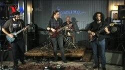 «آفرینش» طرفداران آمریکایی موسیقی را با راک ایرانی آشنا می کند